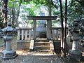 Matsudaira Sadanaga's Grave in Kuwana.jpg