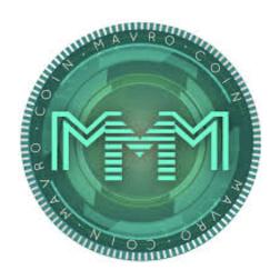 Mavro Coin logo