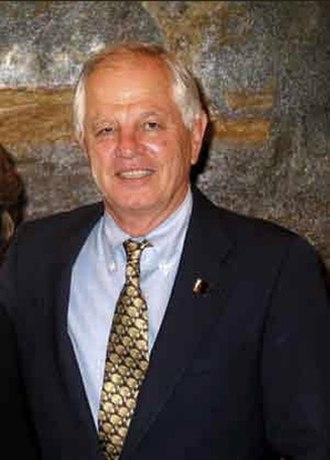 Tom Bates - Image: Mayor Bates