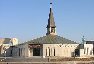 Mažeikiai - New church of Saint Francis of Assisi