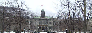Education in Montreal - McGill University