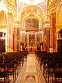 Mdina Metropolitankathedrale St. Paul Innen 1.JPG