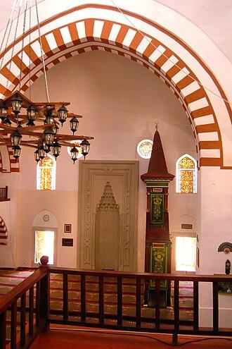 Juma-Jami Mosque, Yevpatoria - Image: Meczet Piatkowy 2