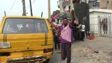 File:Meet Nigeria's Bus Conductor with One Leg.webm