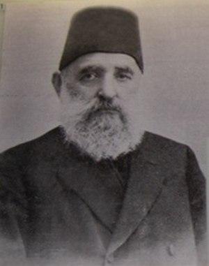 Mehmed Said Pasha - Image: Mehmed Said Pasha
