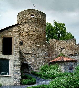 Meisenheim - Former Powder Tower (Pulverturm also called Bürgerturm)