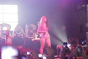 Melanie Martinez (singer) - Melanie Martinez in Carioca Club 2015