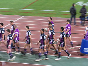 Melbourne Storm Rugby Team