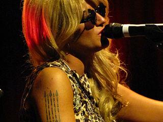 Melody Gardot American pop and jazz singer