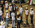 Members of line dancing troupe at Esino Lario, Wikimania 2016, Day 1.jpg