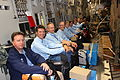 Members of the Australian Medical Task Force on board the c-17 bound for Kot Addu in Pakistan.jpg
