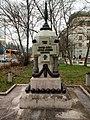 Memorial of 3rd Guard Infantry Division, Sofia - left side - Dmitriy Alexeevich Filosofov.jpg