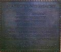 Memorial to Choristers of Carlisle, killed in the Second World War.JPG