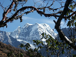 Mera Peak Mountain peak in Nepal