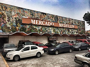 Mercado Medellín - Image: Mercado Medellín