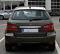 Mercedes-Benz B 180 CDI (T 245, Facelift) – Heckansicht (2), 10. Juni 2011, Velbert.jpg