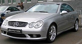 Mercedes-Benz CLK-Class - C209 CLK-Class