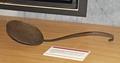 Mestolo forato (s'ciumaróla) - Musei del cibo - salame - 041.tif
