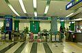 Metro-honkomagomestation-ticketgates-outside-june13-2015.jpg