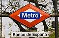 Metro de Madrid - Banco de España 01.jpg