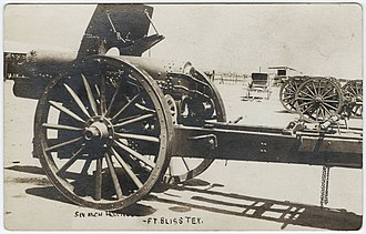 6-inch howitzer M1908 - Image: Mexican Revolution (205)