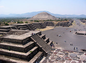 Tikal - The great metropolis of Teotihuacan in the Valley of Mexico appears to have decisively intervened in Tikal politics.