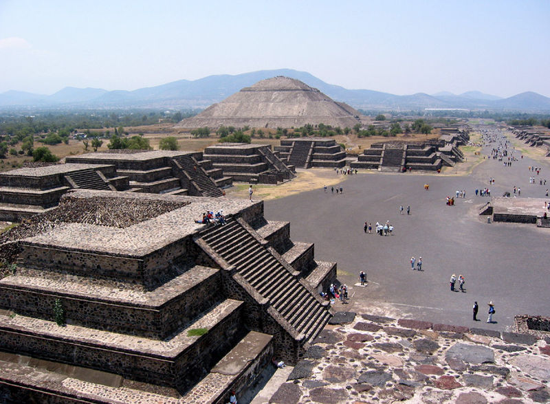 File:Mexico SunMoonPyramid.jpg