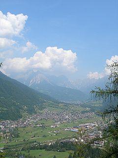 Mezzano Comune in Trentino-Alto Adige/Südtirol, Italy