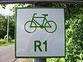 Międzynarodowa trasa rowerowa EuroRoute R1.JPG