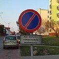 Międzyrzec-Podlaski-road-sign-B-35-180410.jpg
