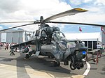 Mi-24 Super Agile Hind on ground 2006.jpg