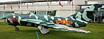 MiG 17 on display at the Museum of Flight (6194329350).jpg