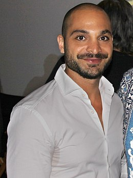 Michael Mando, March 2015.jpg