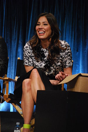 Michaela Conlin - Conlin at the Paleyfest in March 2012.