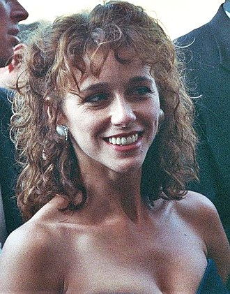 Michele Greene - Michele Greene at the 1990 Emmy Awards