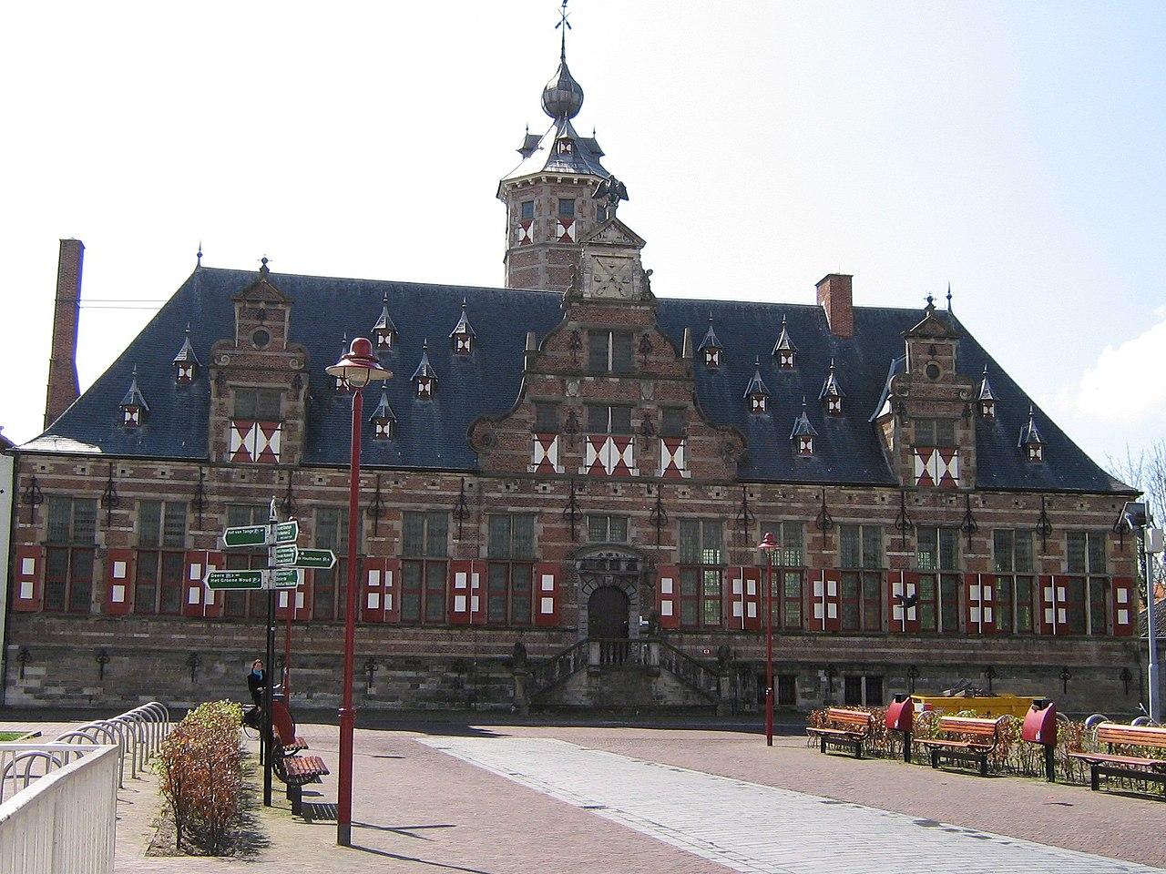 Middelburg's Kloveniersdoelen