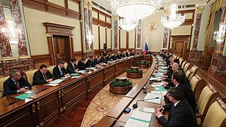 Mikhail Mishustins Cabinet