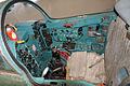 Mikoyan-Gurevich MiG-23UB Flogger-C Cockpit CWAM 8Oct2011 (14628811284).jpg
