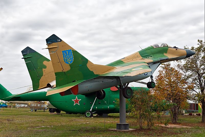 United Armed Forces of Novorossiya (NAF) - Page 10 800px-Mikoyan-Gurevich_MiG-29...%2C_Ukraine_-_Air_Force_AN2083999