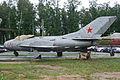 Mikoyan MiG-19SV Farmer 171 red (8457377232).jpg