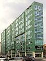 Milano - edificio Montedoria - vista da est 01.JPG
