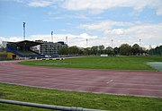 Mile End Stadium, Rhodeswell Road, E14 - geograph.org.uk - 787201