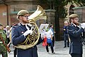 Military orchestra in front of the Stockholm Palace 08.jpg