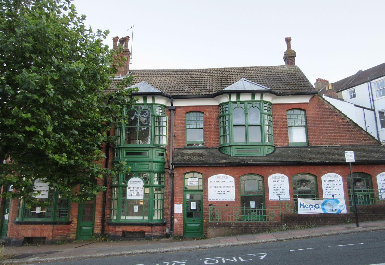 File milligan house port hall avenue prestonville for Brighton house