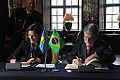 Ministra da Defesa da Suécia em reunião com a comitiva Brasileira para assinatura de acordo (13701404665).jpg