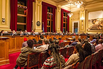 Minneapolis City Council - Council meeting in 2015