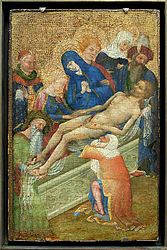 anonymous: Entombment of Christ
