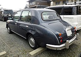 Mitsuoka Viewt (K11 base) rear.JPG