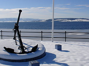 Mjøsa - Image: Mjoesa from hamar
