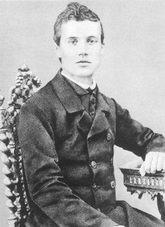 Pope Pius X - A young Giuseppe Sarto